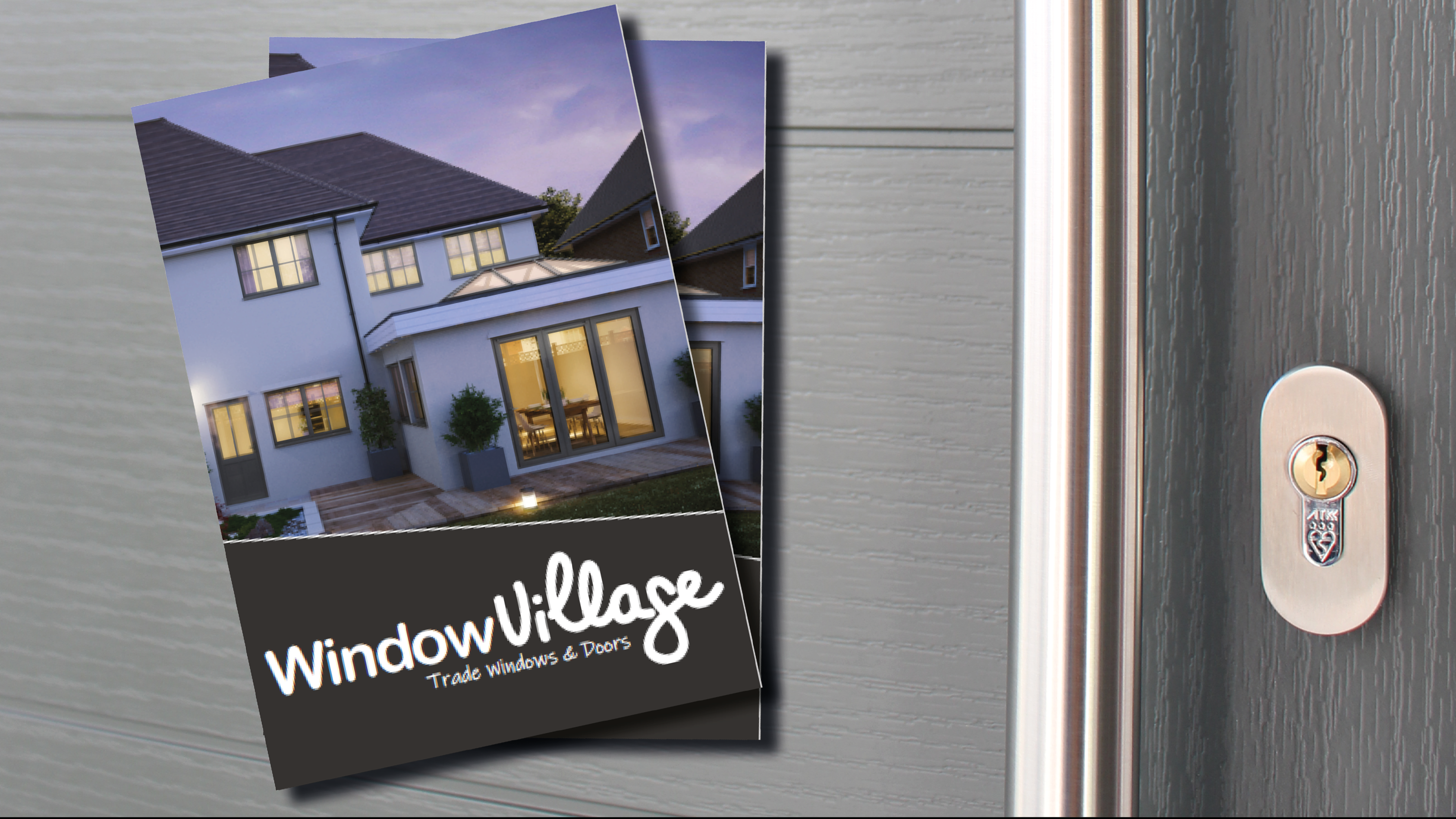 free brochures for trade window and door customers in bristol